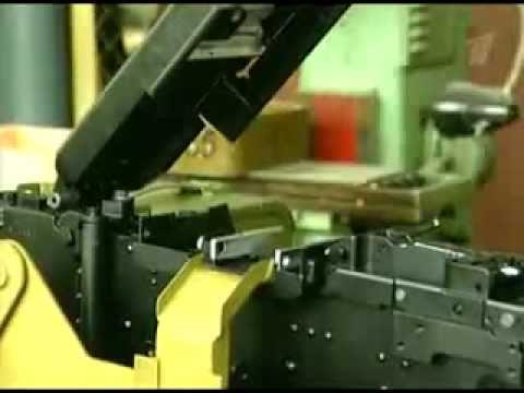 КОРД - Снайперский пулемет. Ударная сила