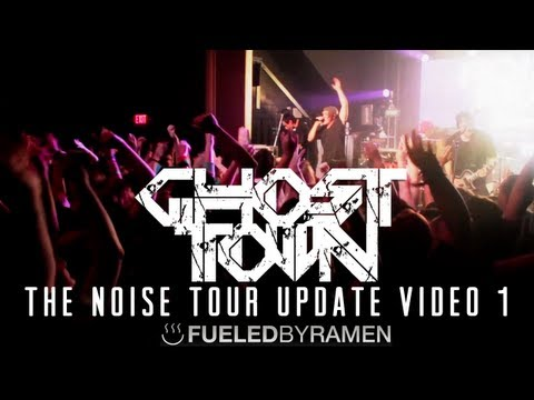 Ghost Town: On The Road With The Noise Tour (Part 1)
