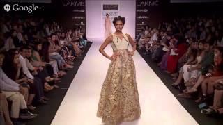 MandiraBedi/ Monica &Karishma/ SumanNathwani | Lakmé Fashion Week Summer/Resort 2014