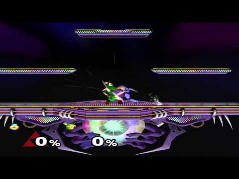 Melee Impossible - The Combo Video