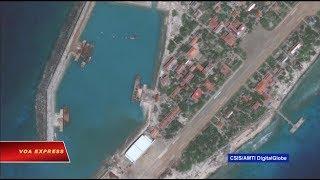 Truyền hình VOA 11/4/19: CSIS: Việt Nam âm thầm xây dựng ở Trường Sa