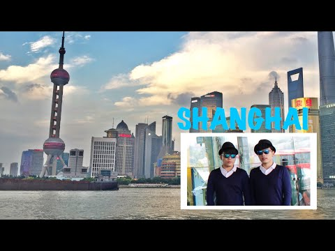 Shanghai Travel Guide, Day 5 ( Nanjing Road, The Bund, Huangpu  River Cruise)