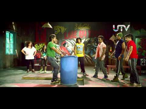 ABCD | Movie Scene | Awesome Dance Moves | Prabhu Deva - Salman Khan