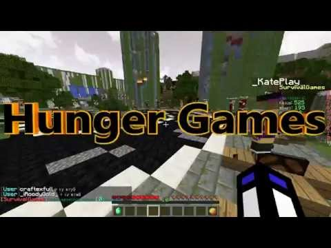 Minecraft Голодные игры : Веселимся с Демастером #52 Cristalix
