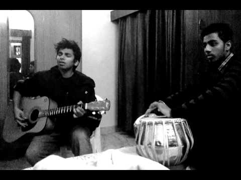 Tu Jo Nahin Hai (guitar + Tabla) .mp4 video