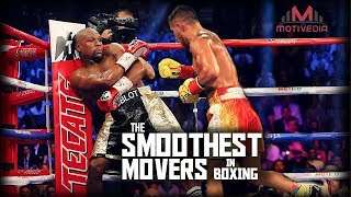 The SMOOTHEST MOVERS in Boxing