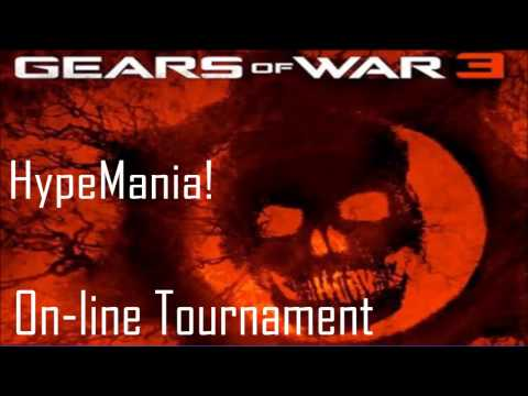 Hype-mania Gears of War 3 - GAMEVIRTUAL LLP