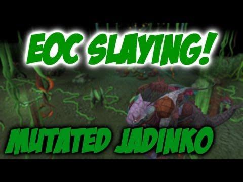 RuneScape – Mutated Jadinko Slayer guide [EoC]