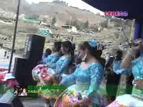 CHICAS CARICIAS EN YAULI _ HUANCAVELICA