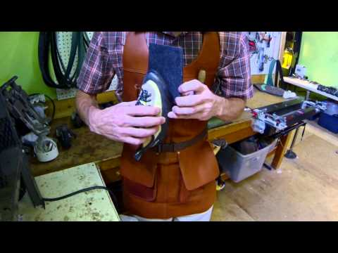 The Art of a Climbing Shoe Resole