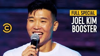 "Stop Guessing Where Joel Kim Booster Is ""From"""