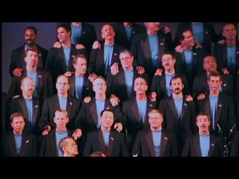 We Shall Overcome - In Moscow, With The Gay Men's Chorus Of Los Angeles video