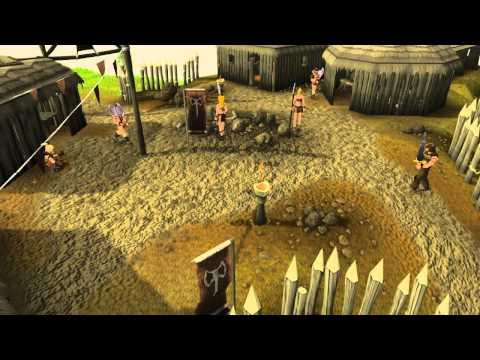 Misc Computer Games - Runescape - Barbarianism