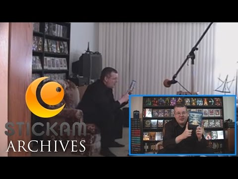 Stickam Archives - The Day the Earth Stood Still Blu-ray Review LIVE!
