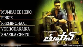Toofan - Thoofan Telugu Movie Full Songs Jukebox - Ram Charan, Priyanka Chopra, Prakash Raj