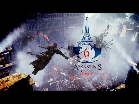 Assassin's Creed: Unity [#6] - Mosty Animusa *_*