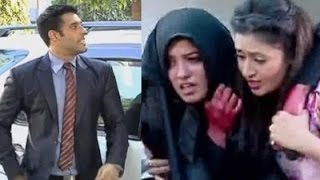 SHOCKIN Shagun is chased and SHOT by Ashok's Goons in Yeh Hai Mohabbatein
