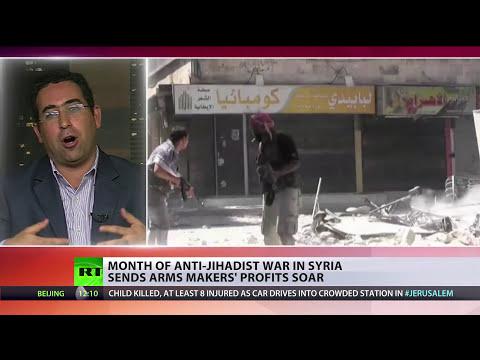 Juicy Month: Arms sales soar amid war against ISIS
