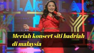 Siti badriah live TAMAN TASIK TITIWANGSA KUALA LUMPUR