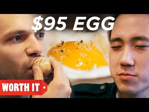 $2 Egg Vs. $95 Egg