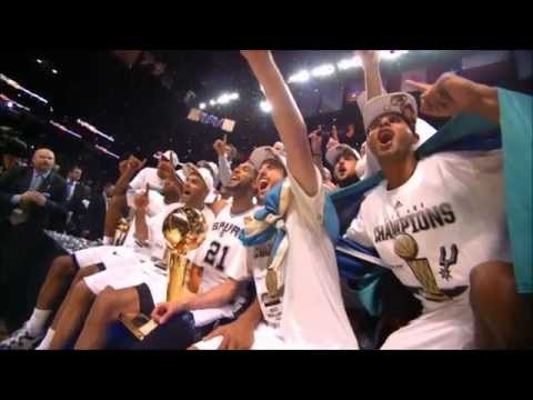 NBA Finals 2014 Mini movies gm 1 - 5
