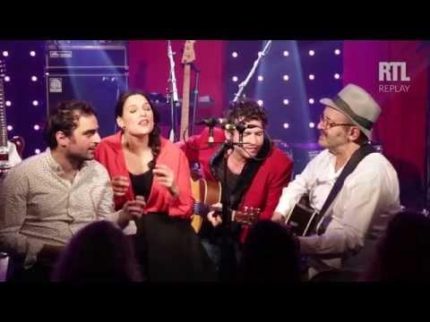 Louis, Matthieu, Joseph et Anna Chedid - On ne dit jamais assez aux gens qu'on aime qu'on les aime