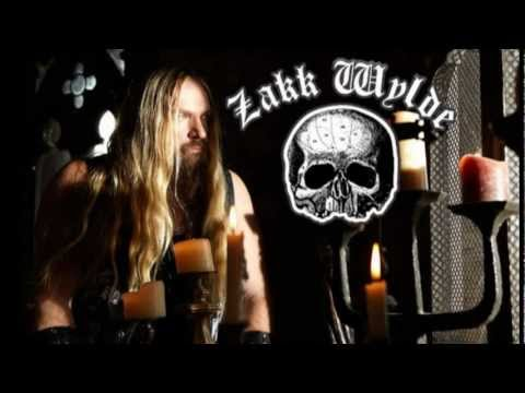 Zakk Wylde - Darkest Days (with Jhon Rich)