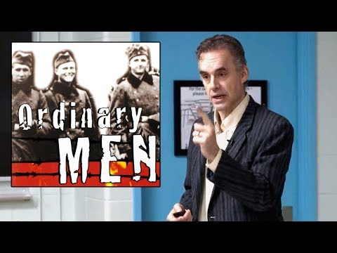 How Ordinary Men Became Nazi Killers - Prof. Jordan Peterson
