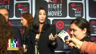 Cher, Shirley, Sally,  Kathy & Harrison! LGBT Love at AFI (24.04.2013)