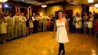 Chris and Lauren's Irish Wedding Dance