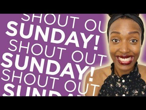 MAY Shout Out Sunday & Atlanta GA Meet Up!