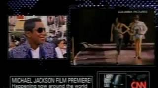マイケル・ジャクソン THIS IS IT  ワールド・プレミア インタビュー1/2の動画