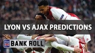 Lyon Vs Ajax  UEL Predictions  Thursday 11th May 2ND LEG