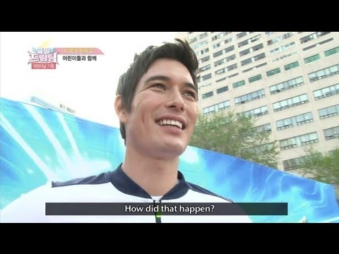 Let's Go Dream Team 2 | 출발드림팀 2 - SHINee & Dongsan High School Soccer Team (2013.06.01)