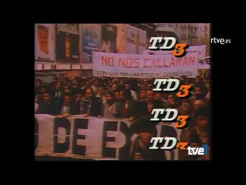 Telediario 3 - TVE 1983