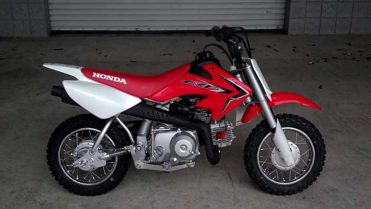 Honda Crf Dirt Bike For Sale