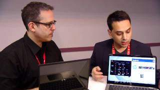 HP ENVY Spectre (Glass Ultrabook)  -- Future Shop @ CES 2012