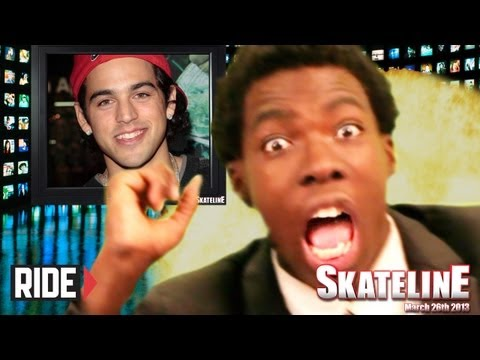 SKATELINE - Paul Rodriguez, Evan Smith, Baby Scumbag, and More!