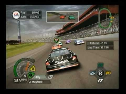 How To Fail at NASCAR 06: Total Team Control