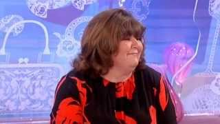 Cheryl Fergison (Heather Trott Eastenders) on Loose Women - 19th March 2012