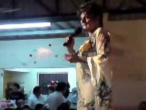 nany namu en EL TINGLADO 04/01/2009