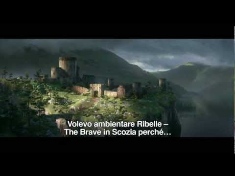 Ribelle – The Brave — La Pixar va in Scozia | HD