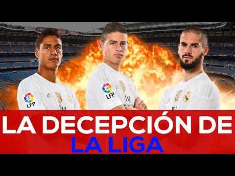 ¿Quién fue la decepción del Real Madrid en La Liga? | SEMANA REAL