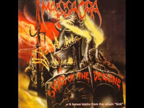 Massacra - Evidence of Abominations
