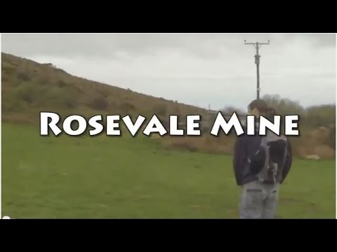 History of Cornish Tin Mines - Rosevale Mine - Cornwall UK