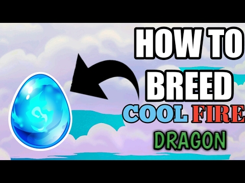 Breed Cool Fire Dragon in Dragon City Easily