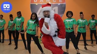 Santa Claus STOMP TEAM! 😂🎅🏾🔥🎄 (VR180 Experience) | Random Structure TV