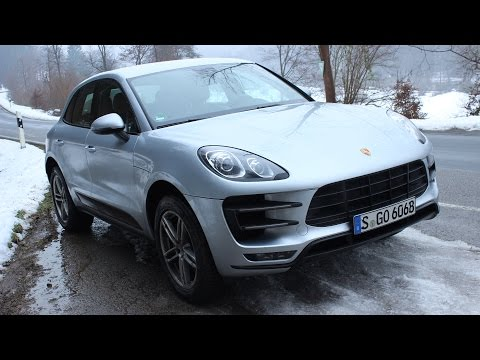 ' 2015 Porsche Macan Turbo ' Test Drive & Review - TheGetawayer