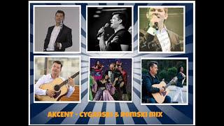 Akcent - Zenon Martyniuk - Cygańskie & Romskie Piosenki - Mix