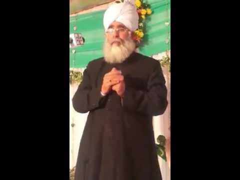 "Beautiful Speech Fainted by Peer Syed Saadat Ali Shah Chura Sharif . Ma'arfat-e-Ilaahi"""